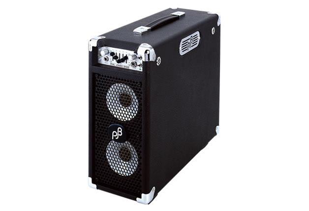 Phil Jones Bass フィル・ジョーンズ・ベース Briefcase【Black】【ブリーフケース】【コンボアンプ】【ベース用】【100W】【送料無料】