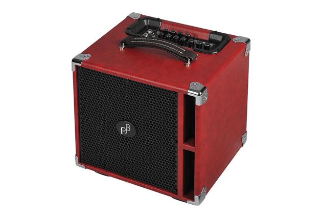 Phil Jones Bass フィル・ジョーンズ・ベース Suitcase Compact【Red】【スーツケース・コンパクト】【コンボアンプ】【ベース用】【300W】【送料無料】