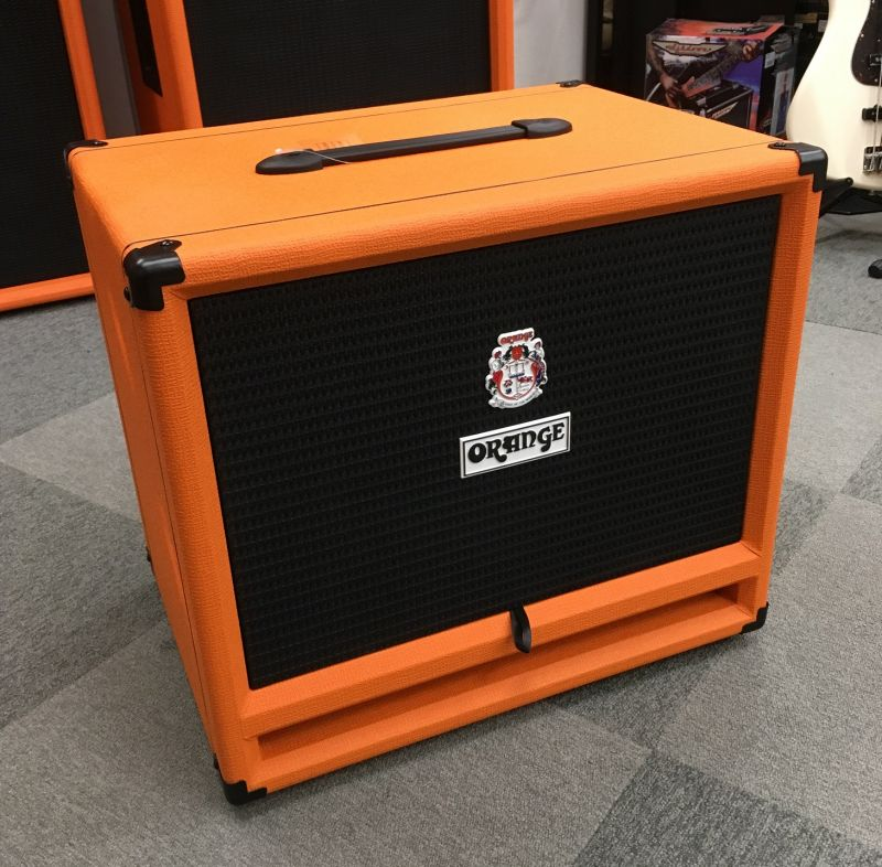 ORANGE Bass Guitar Speaker Cabinets OBC212【オレンジ】【キャビネっト】【送料無料】