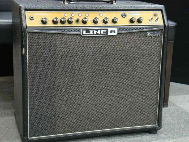 【中古】LINE6 SPIDER VALVE 112 (USED)【アンプ】【コンボ】【ギター用】