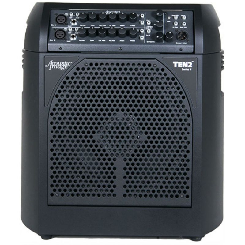 Acoustic Image 631AA plus Ten2 S4 plus 2ch 2ch 600W Convertible Combo Amp w/Effects【アンプ】【ベース用】【コンボ】【送料無料】