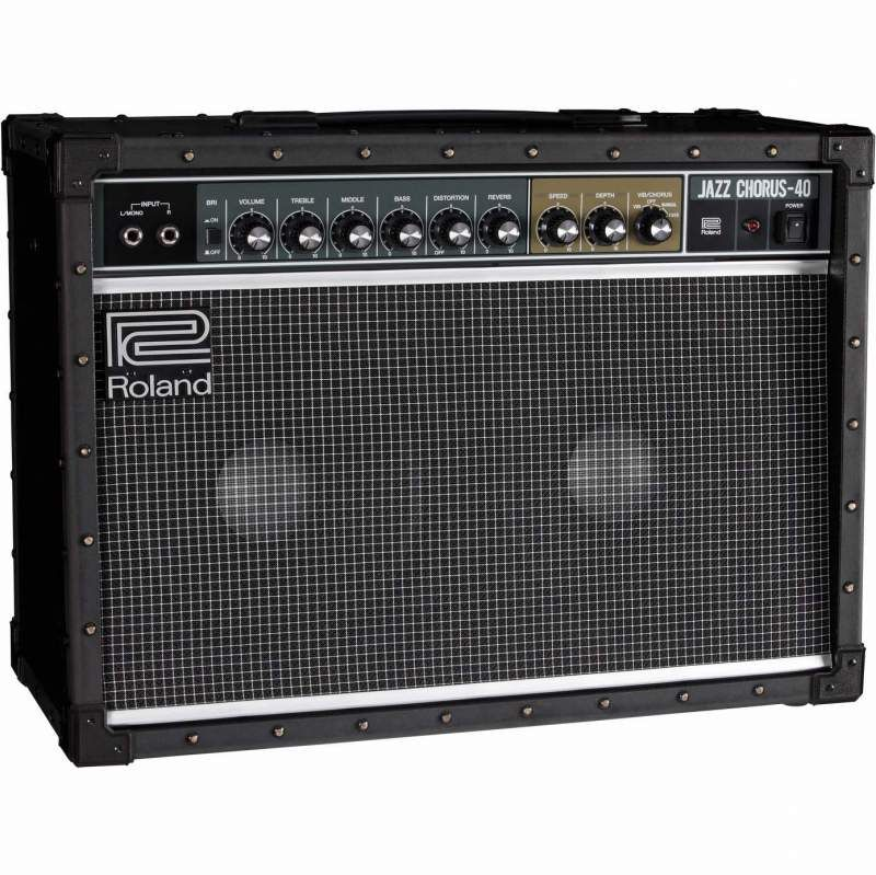 RolandJC-40 40W 《ギターアンプ/コンボアンプ》【ローランド】【ジャズコーラス】【送料無料】