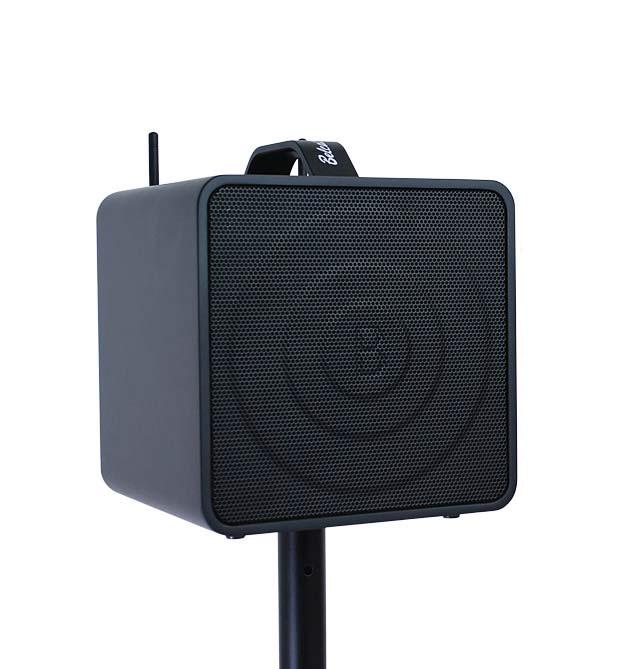 【会議・スピーチにおすすめ】【送料無料】BWPA-40W(マイク&スタンド付き)充電式ワイヤレス・アンプ専用ケース付属【弾き語りにも対応】
