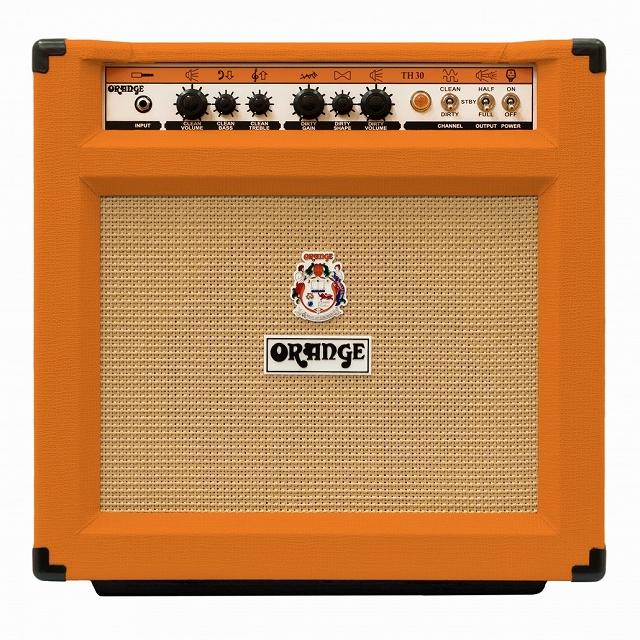 Orange オレンジ TH Series TH-30C【TH30C】【30ワット】【真空管・チューブ】【ギター用】【コンボアンプ】【送料無料】