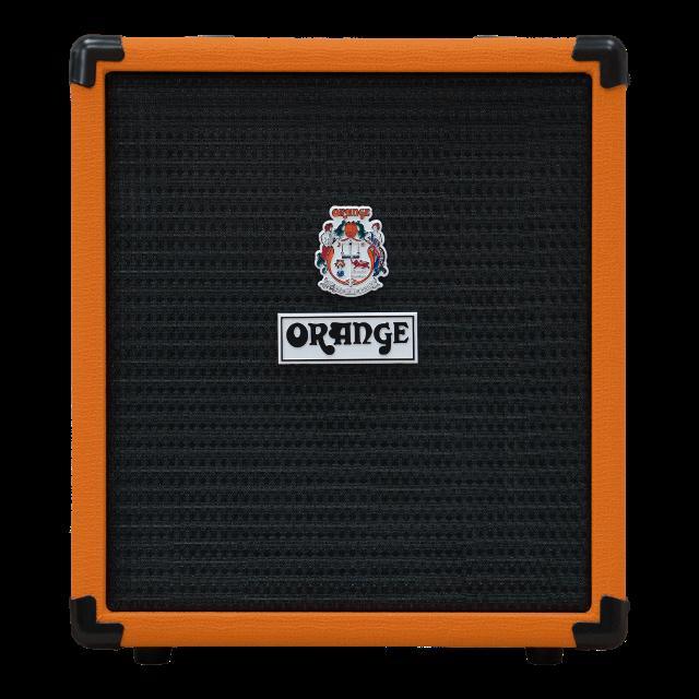 Orange オレンジ Crush Bass 25 【クラッシュ】【25ワット】【ソリッドステート】【ベース用】【コンボアンプ】【送料無料】