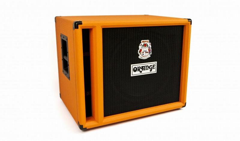 Orange オレンジ Bass Guitar Speaker Cabinets OBC115 [OBC115] 【スピーカーキャビネット】【ベースアンプ用】【送料無料】