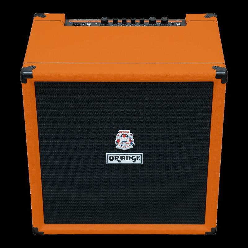 Orange オレンジ Crush Bass 100 【クラッシュ】【100ワット】【ソリッドステート】【ベース用】【コンボアンプ】【送料無料】
