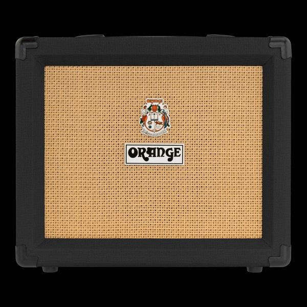 Orange オレンジ Crush Series Crush 20 BK 【ブラックカラー】【クラッシュ】【20ワット】【ソリッドステート】【ギター用】【コンボアンプ】【送料無料】