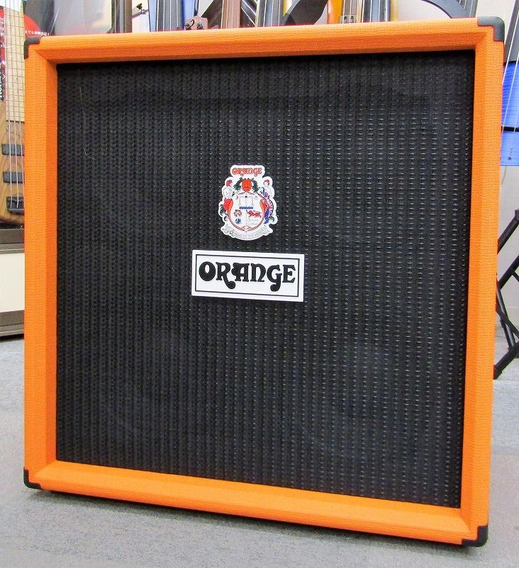 Orange オレンジ Bass Guitar Speaker Cabinets OBC410 [OBC410] 【スピーカーキャビネット】【ベースアンプ用】【送料無料】【店頭展示品】