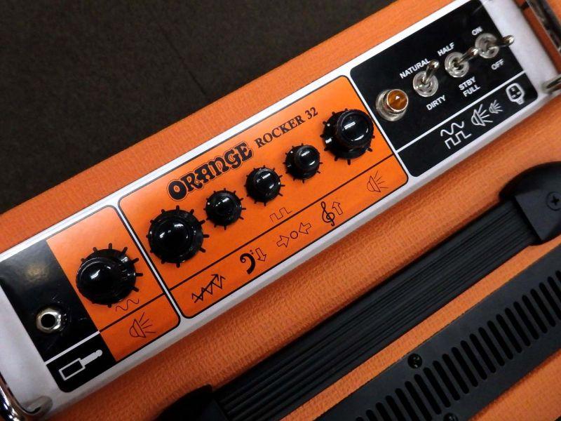 【中古・USED】Orange オレンジ Rocker 32 【ロッカー】【30W】【真空管・チューブ】【ギターアンプ】【コンボアンプ】【送料無料】