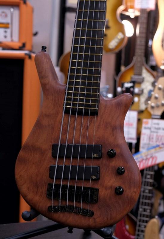 Warwick Thumb Bass 6-Strings 【S/N,D162930 18】【Warwick商談会選定品】【ワーウィック】【サムベース】【6弦】【スルーネック】