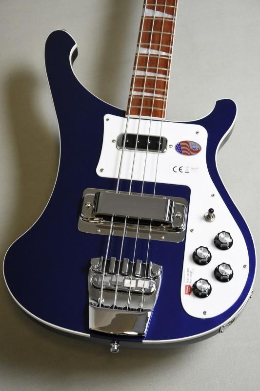 Rickenbacker 4003 MID 【1本限り】【メーカーアウトレット品】【ミッドナイトブルー】【リッケンバッカー】