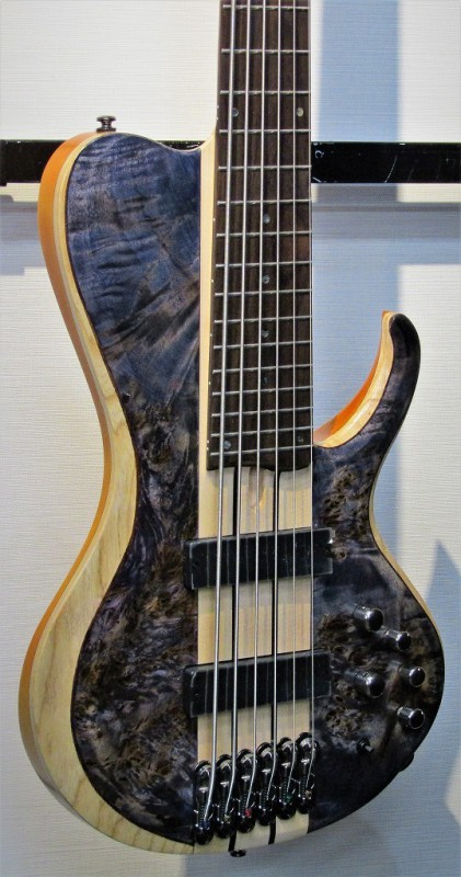 Ibanez BTB846SC-DTL ( Deep Twilight Low Gross) 【S/N,1708201274】【アイバニーズ】【6弦】【ベース】【送料無料】
