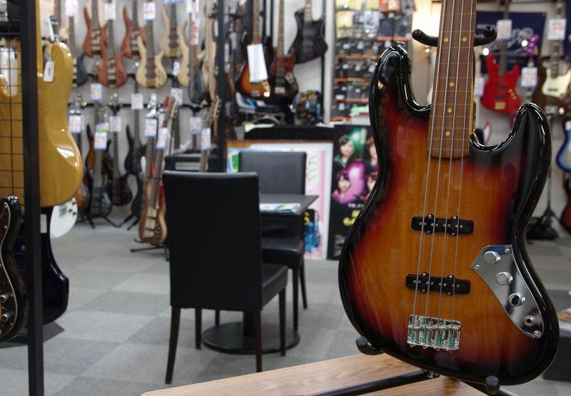 Fender USA Artist Series Jaco Pastorius Jazz Bass Fretless(S/N,T902735) 【フェンダー】【ジャズベース】【ジャコ・パストリアス】【フレットレス】【送料無料】【お取り寄せ商品】