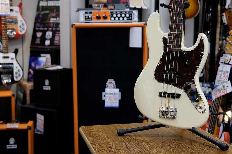【チョイ傷アウトレット】Fender USA American Original 60's Jazz Bass OWT 【S/N,V1745757】 【フェンダー】【アメリカンオリジナル】【ジャズベース】