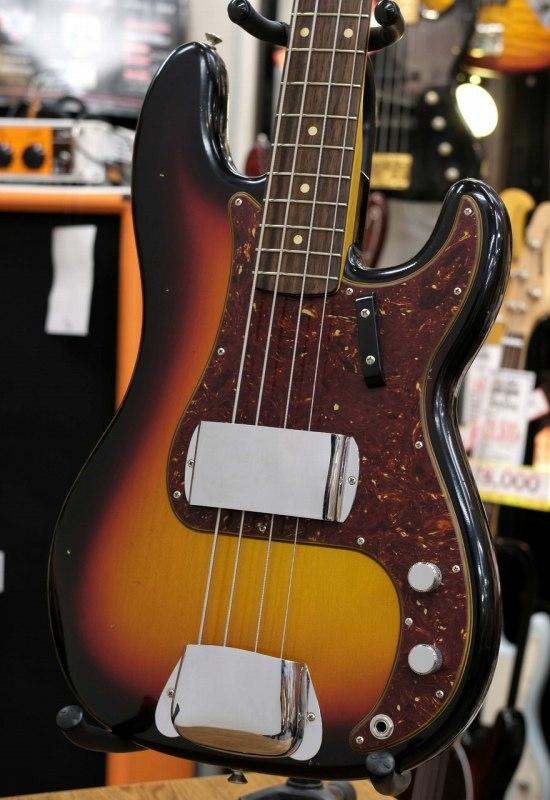 Fender Custom Shop1960 Precision Bass JourneyMan Relic -3TS【S/N,R89137】【フェンダー】【カスタムショップ】【プレシジョンベース】【ジャーニーマンレリック】