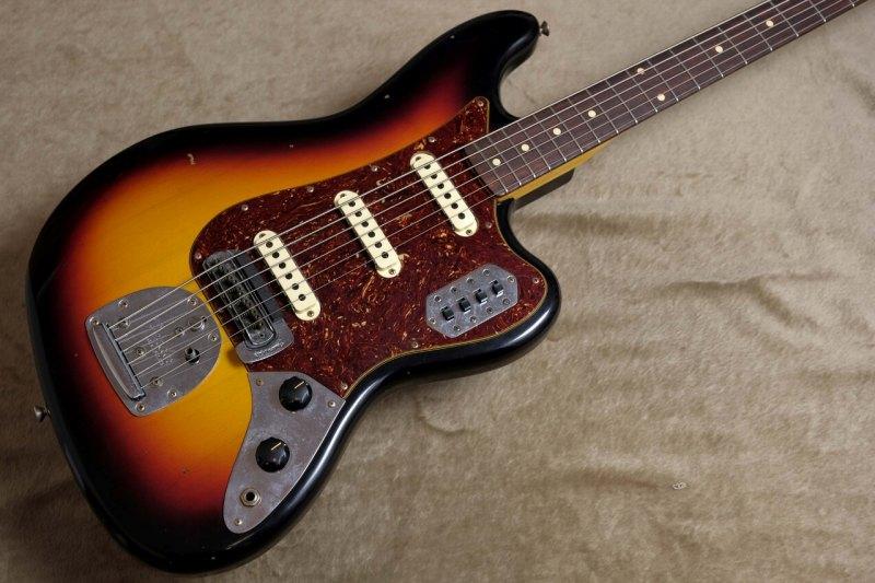 Fender USACustom Shop 60's JOURNEYMAN RELIC BASS VI 3TS 【S/N,R89757】【フェンダー・カスタムショップ】【ジャーニーマン/レリック】【ベース6】【バリトンギター/6弦ベース】【送料無料】【セール特別価格】