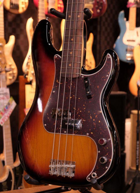 Fender USA American Original 60's Precision Bass 3TSB 【S/N,V1746658】【フェンダー】【アメリカンオリジナル】【プレシジョンベース】