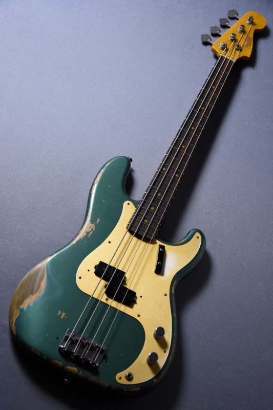 Fender Custom Shop Custom Build 1959 Precision Bass Heavy Relic -ASGM- 【S/N,CZ538077】