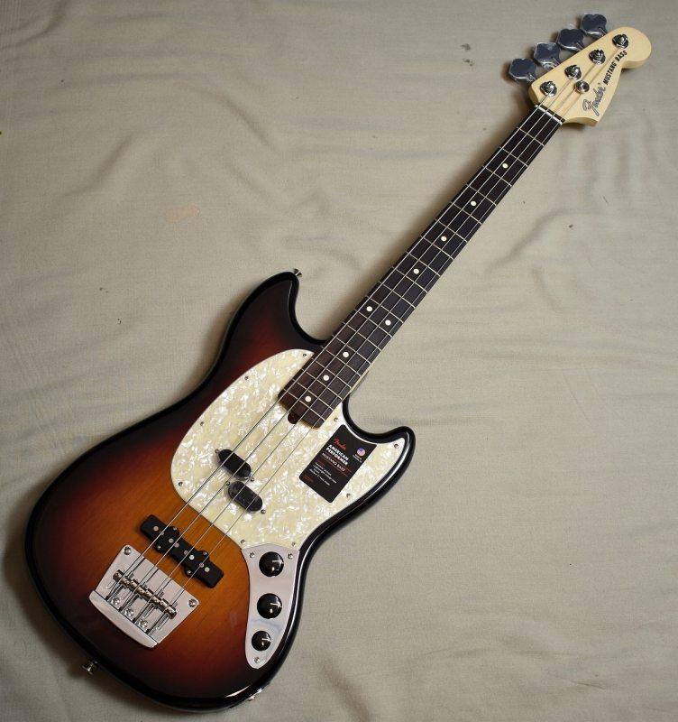 Fender American Performaer Mustang Bass 【US18103265】【フェンダー】【アメリカンパフォーマー】【ムスタングベース】