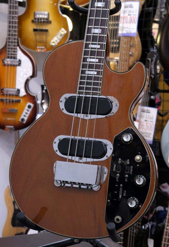 Gibson Lespaul Triumph Bass【4,91Kg】【中古・USED】【ヴィンテージ】【ギブソン】【レスポールベース】【トリンプ】【トライアンフ】