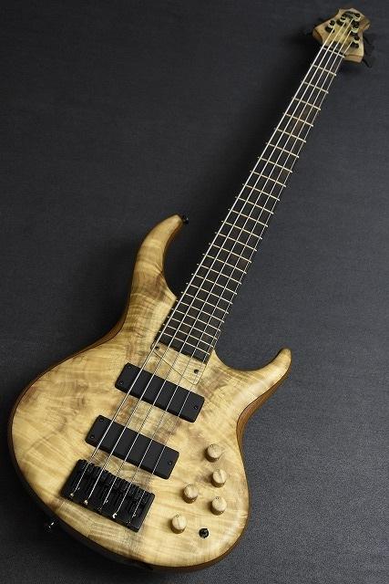 MTD 535-24 25 Anniversary Bass -Myrtle Burl 10 Top-【マイケルトバイアス】