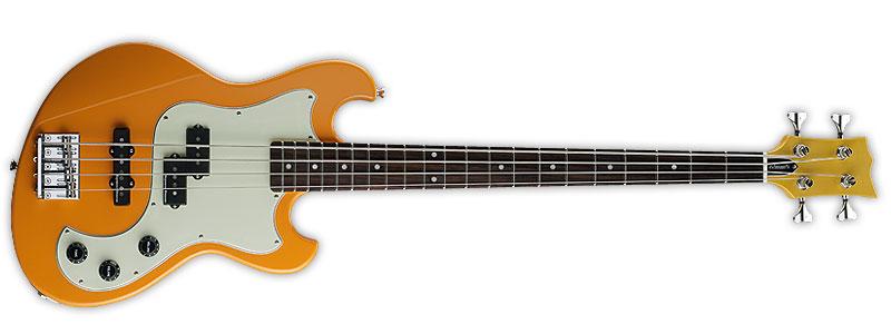EDWARDS エドワーズE-UT-110B Orange【ウルトラトーン】【エレキベース】【お取り寄せ品】【送料無料】
