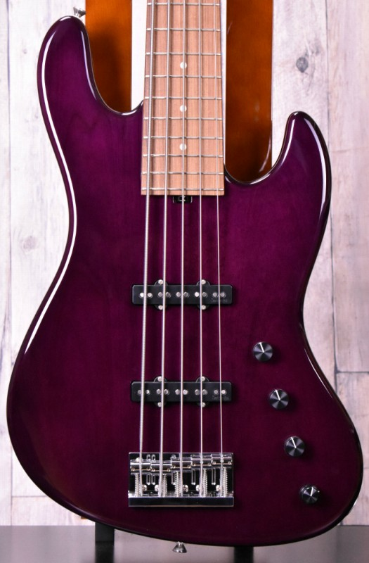 Sadowsky Metroline Series RS5 -Trans Purple/R- 【サドウスキー】【メトロライン】【5弦】
