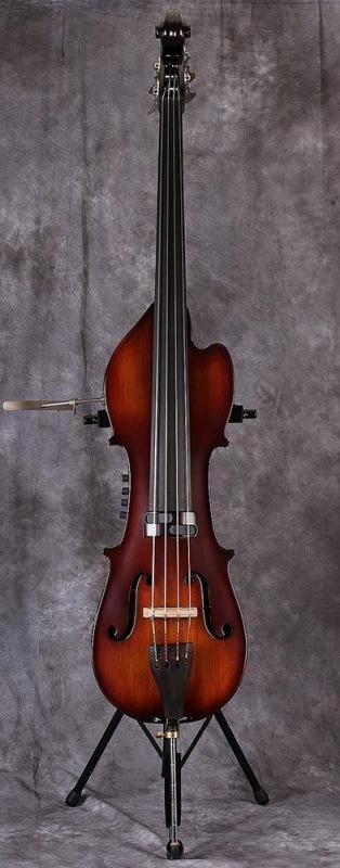 【店頭在庫あり】【即納可能】バイオリン×エレキギターの新古融合を実現したエレキアップライトベース! LANDSCAPE SWB-Artist【ランドスケープ】