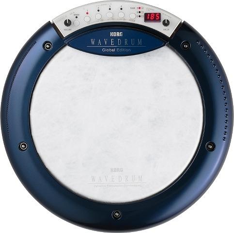 KORG WAVEDRUM WD-X-GLB Global Edition 【お茶の水ドラムコネクション】【送料無料】