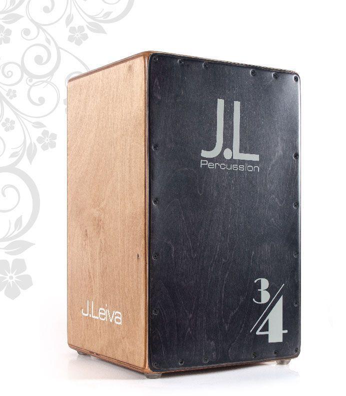 J.Leiva 3/4 CAJON【送料無料】【ハイエンドモデル】(スペイン製)(低音ずっしり)(オーク)(バーチ)