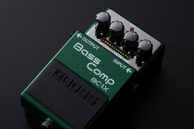 BOSS ボスBC-1X BASS COMPベースコンプ【ベース用】【コンプレッサー】【送料無料】