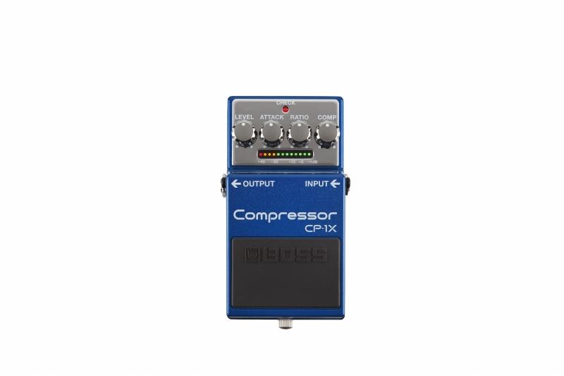 BOSSCP-1X Compressor【ボス】【コンプレッサー】【マルチバンド】【送料無料】