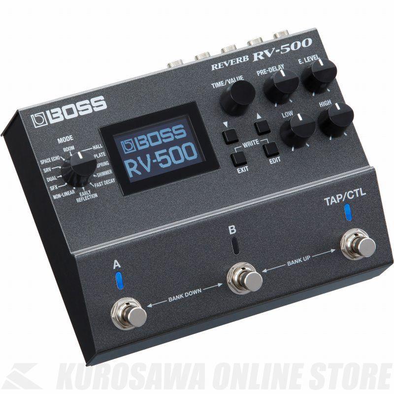 BOSSRV-500【ボス】【リバーブ】【シマー】 【送料無料】