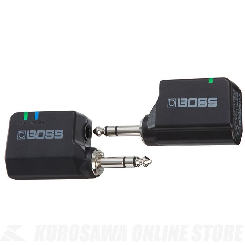 BOSSWL-20 (Guitar Wireless System)【ワイヤレス】【送料無料】