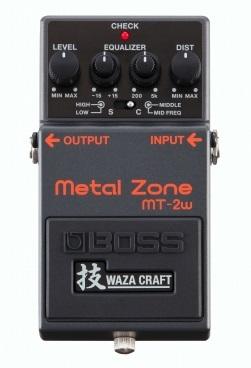 BOSSMT-2WWAZA CRAFT【ボス】【Metal Zone】【MT2W】【メタルゾーン】【技】