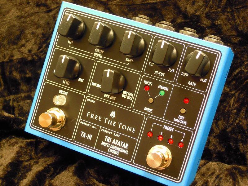 Free The ToneTRI AVATAR TA-1H【新品】【フリーザトーン】【コーラス】【送料無料】