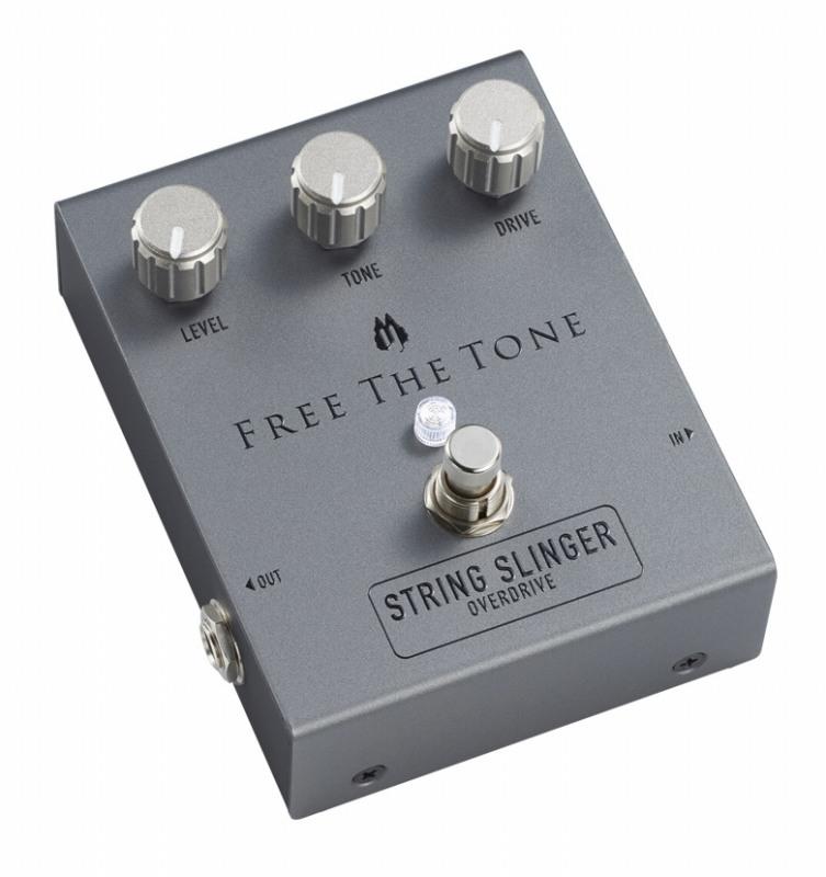 Free The ToneSS-1V STRING SLINGER【フリーザトーン】【オーバードライブ】【ストリングスリンガー】【送料無料】