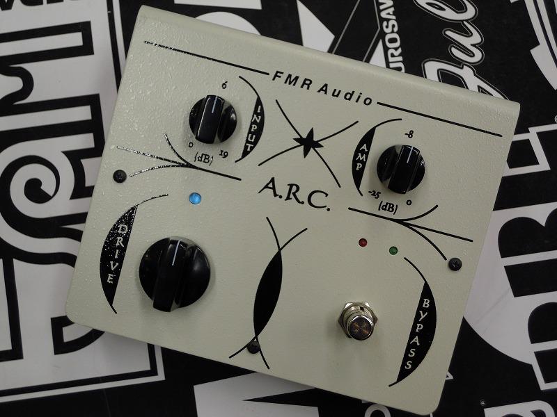 FMR AudioA.R.C. Pedal Compressor【コンプレッサー】【D.I.】【送料無料】