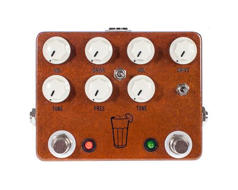 JHS PedalsSweet Tea【スイートティー】【TS系】【JCM800】【ブラウンサウンド】【オーバードライブ】【送料無料】
