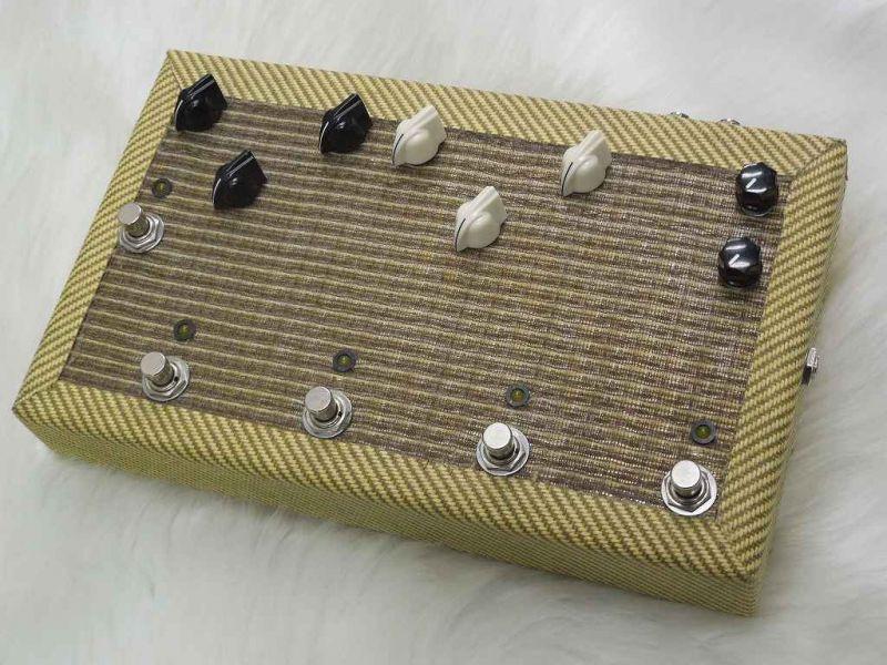 Jam PedalsMV Multi-Pedal Lite【カスタムペイント】【ギター用】【マルチ・エフェクター】【送料無料】