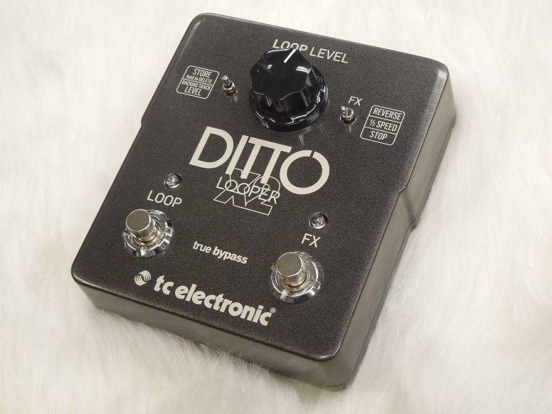 TC electronic Ditto X2 Looper【ルーパー】【送料無料】