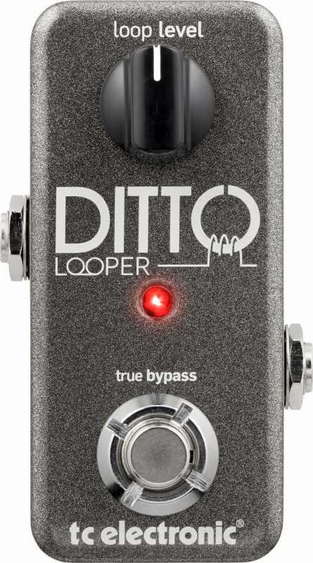 TC electronic Ditto Looper【ディト・ルーパー】【送料無料】