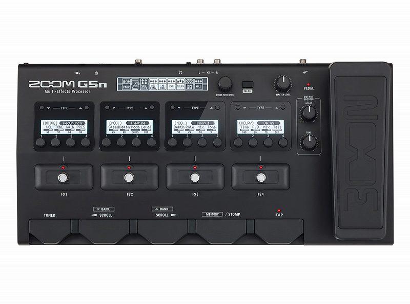 【送料無料】 ZOOM G3Xn Multi-Effects Processor 《マルチエフェクター》