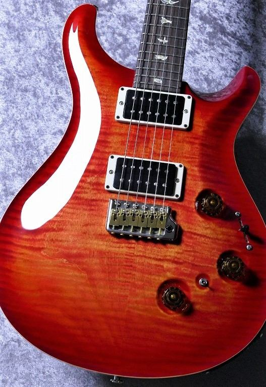 Paul Reed SmithPRS 【軽量個体!!】Custom 24 Piezo ~Blood Orange~ #252229【3.39kg】
