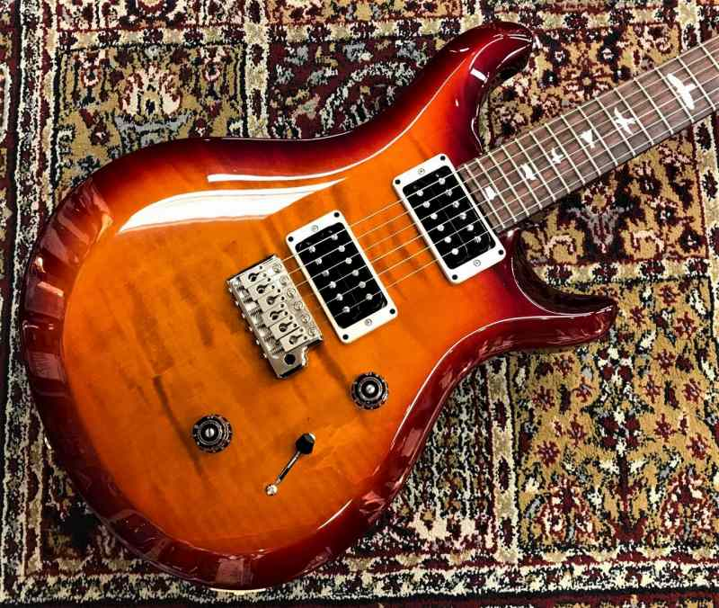 Paul Reed SmithPRS 【鳴り抜群!!】S2 Custom 24 ~Dark Cherry Sunburst~ #S2035584【3.58kg】【ポールリードスミス】
