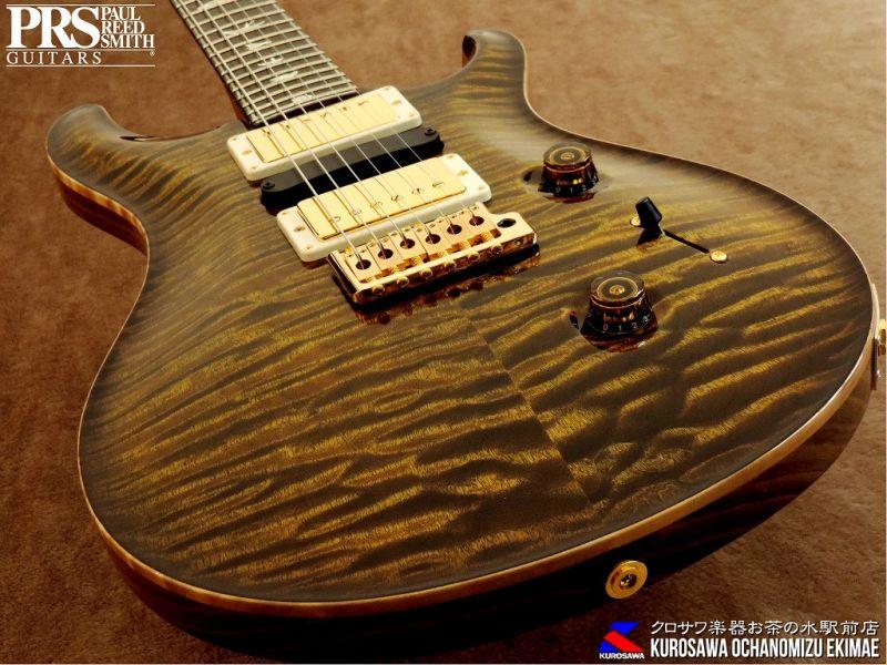 Paul Reed Smith Private Stock Brazilian #5773 Custom 24 ~Dirty Blonde Smoked Burst~ 【PRS ポール・リード・スミス】【プライベートストック】【ハカランダ指板】【送料無料】