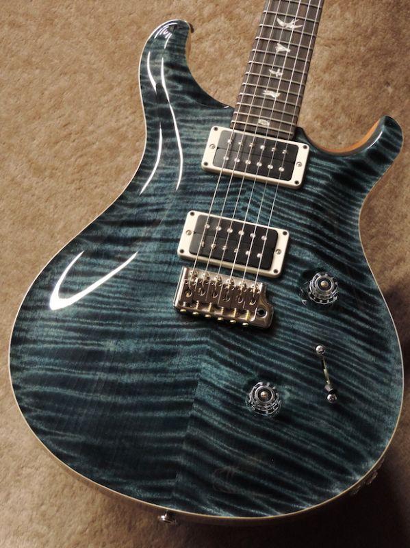 Paul Reed Smith 2016 Limited Custom 24 10 Top Ebony Fingerboard ~Slate Blue~ #232898 【3.52kg】【ポールリードスミス・PRS】【カスタム24】【エボニー指板】【送料無料】