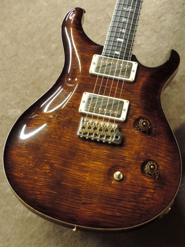 Paul Reed Smith 58/15 Limited Edition Custom 24 ~Black Gold Burst~ #219415 【3.65kg】【PRS・ポールリードスミス】【送料無料】