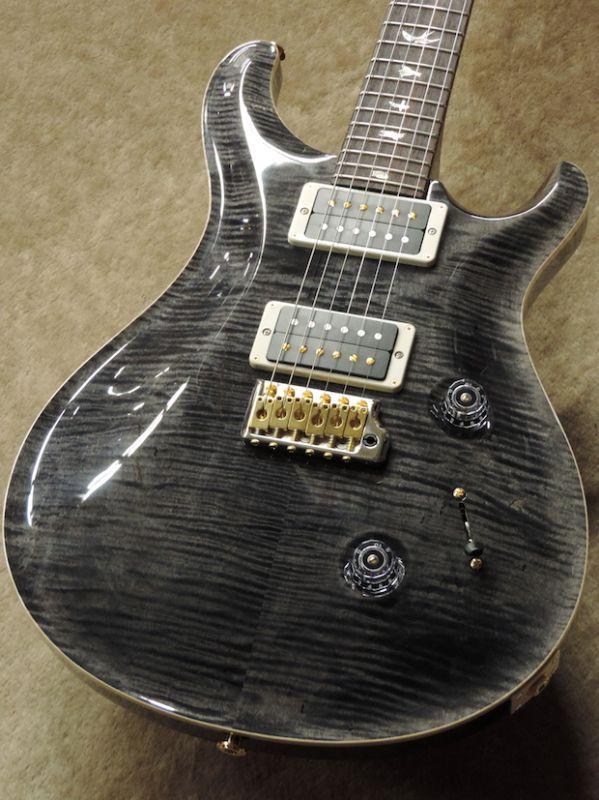 Paul Reed Smith Custom 24 10 Top ~Gray Black~ #237122 【3.49kg】【PRS・ポールリードスミス】【カスタム24】【10トップ】【送料無料】